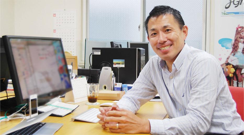 ジェイグラブ代表山田氏インタビュー